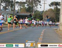 Esporte: 300 atletas participam da 4ª Uniguaçu 10K