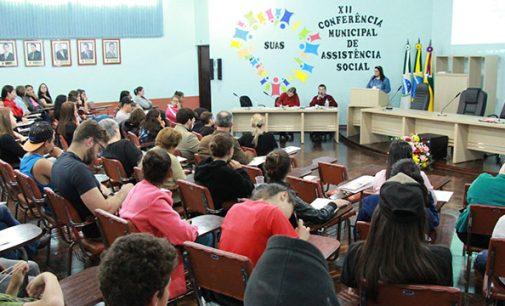 Bituruna debate o futuro das ações da Assistência Social
