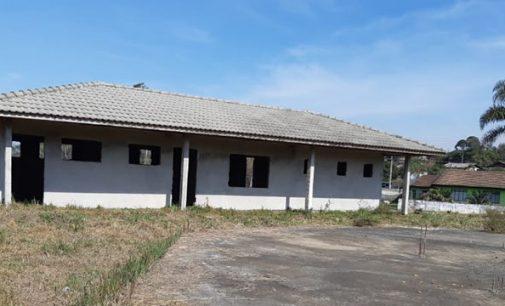 Obras na Escola Municipal do São Sebastião são retomadas