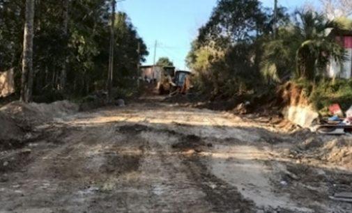 Rua Humberto Zarantonielo receberá concretagem