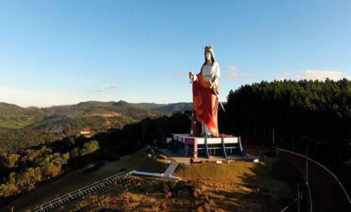 Vândalos danificam iluminação pública de Bituruna