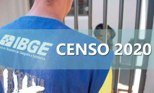 IBGE publica edital do Censo 2020 com 2.658 vagas de nível médio
