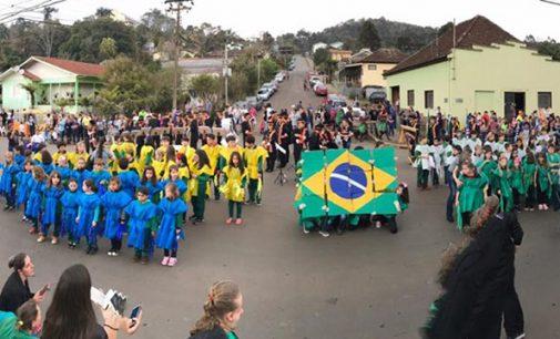 Porto Vitória realiza o Desfile da Independência do Brasil