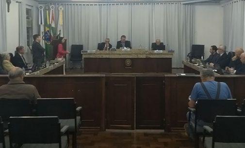 Vereadores aprovam a lei do Estacionamento Rotativo de Porto União