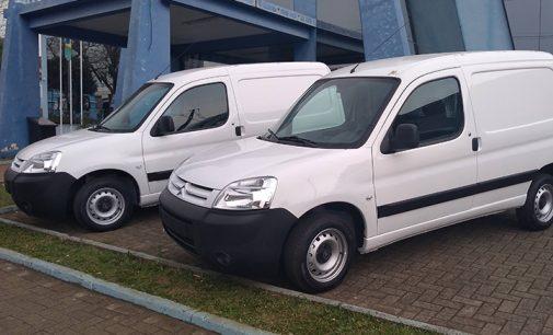 Agricultura de Cruz Machado recebe dois novos veículos