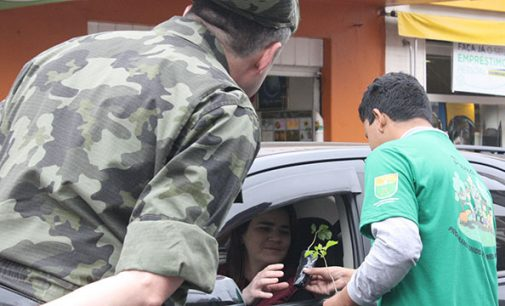 PMA faz blitz Educativa no centro de Porto União