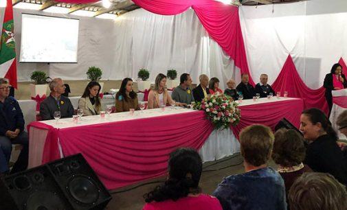 """Santa Cruz do Timbó sedia evento; """"Saúde da Mulher"""""""