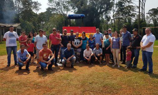Agricultores recebem novas semeadoras em Bituruna