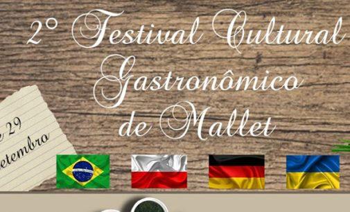Agenda: Evento gastronômico marca 107 anos de Mallet