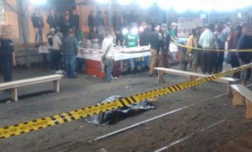 Homem mata a ex e comete suicídio em festa