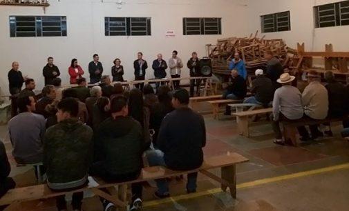 A pedido dos moradores estrada de Nova Galícia será alargada