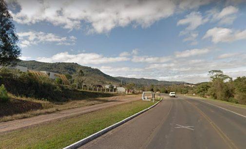 Homem morre atropelado na BR 153 em União da Vitória