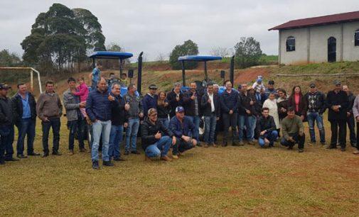 Associações Rurais de Bituruna recebem novos equipamentos