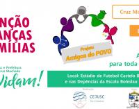 Projeto Amigos do Povo será neste domingo em Cruz Machado