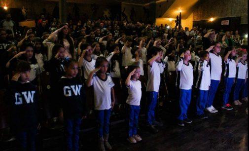 157 alunos se formam no Programa Estudante Cidadão