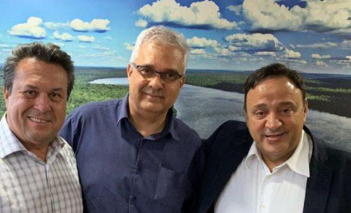 Prefeito Luis Otávio debate em Curitiba o ICMS Ecológico