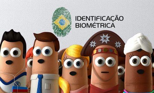 Justiça Eleitoral continua fazendo o recadastramento biométrico