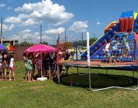 Rotary e Cejusc fazem festa para as criança no Panorama