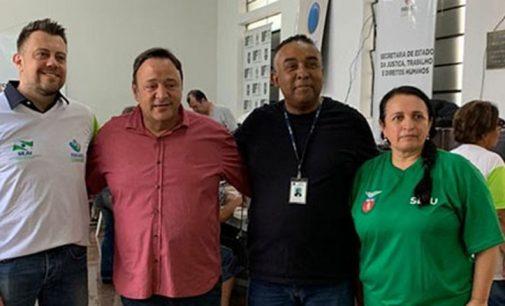 Cejusc realizou diversas ações a população através do Paraná Cidadão