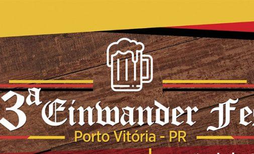 13º Einwander Fest acontece neste final de semana em Porto Vitória