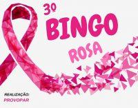 3º Bingo Rosa é neste sábado em Porto Vitória
