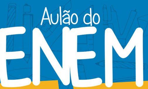 """Uniguaçu promove """"Aulão do Enem 2019"""""""
