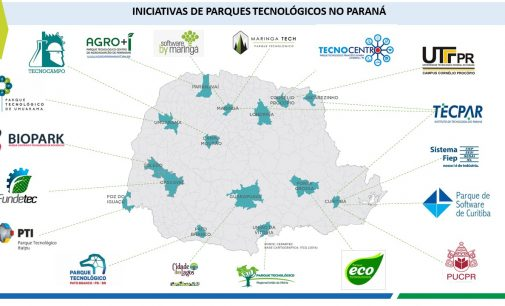 União da Vitória está credenciada no Sistema de Parques Tecnológicos de Inovação