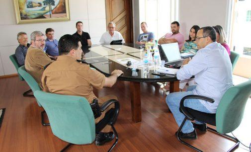 Bituruna debate ações em prol da segurança pública