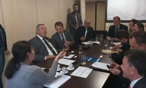 Porto União debate a Pesca do Lambari em Brasília