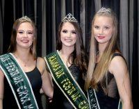 8ª Festa da Erva-Mate já tem Rainha e suas Princesas