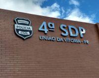 Pai e filho são presos por porte ilegal de arma de fogo em Paula Freitas