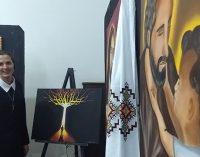 """Irmã Marina Litvin abre exposição; """"Encontro ao Sagrado"""""""