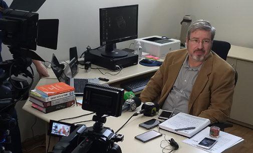 Delegado André Vilela fala da fuga de 11 detentos da 4ª SDP
