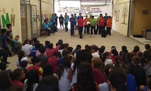 Projeto de Inclusão chega na Escola Judith Goss de Lima