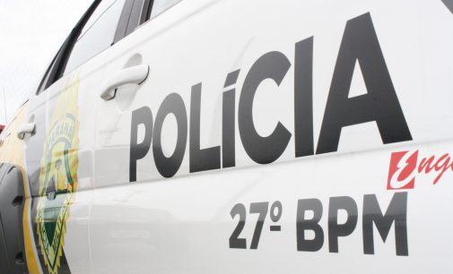 Policiais dão voz de prisão a autor de furto em União da Vitória