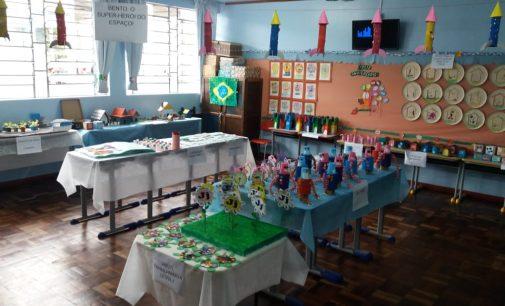 Escola Bronislau Kapusniak realiza IV Amostra Pedagógica