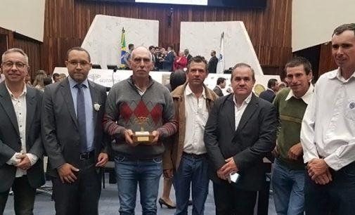 Bituruna: Projeto Mais Pinhão ganha Prêmio Gestor Público