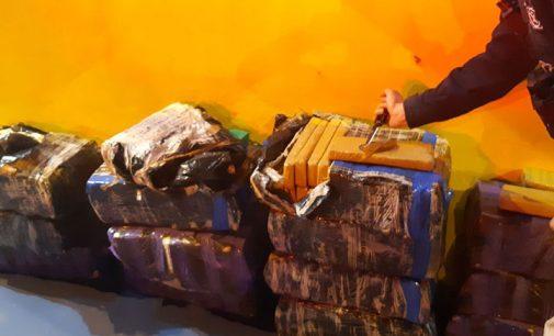 296 quilos de maconha são apreendidas em Operação da PRF