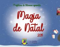Bituruna lança programação do Magia de Natal 2019