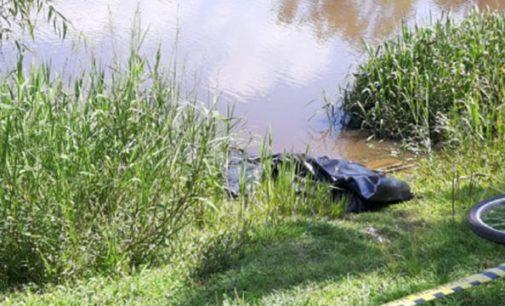 Corpo é localizado boiando no Parque Ambiental