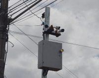 General Carneiro instala sistema de câmeras
