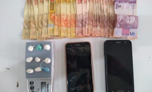 Traficante é preso no bairro Ponte Nova em União da Vitória