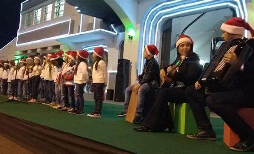 Natal de União: Palco Cultural segue até sexta-feira