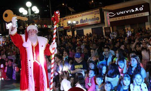 Música e muita alegria marca o Magia de Natal de Bituruna