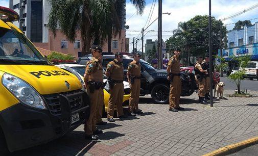 27º Batalhão da Polícia Militar inicia a Operação Natal
