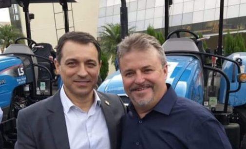 Prefeito Raul se encontra com o Governador Carlos Moises