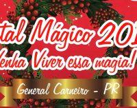 """""""Natal Mágico"""" acontece hoje à noite em General Carneiro"""