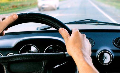 Policiais de Paulo Frontin atendem caso de condução perigosa