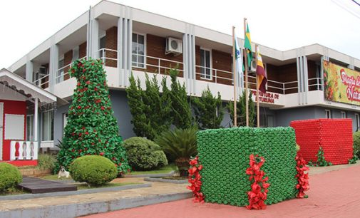 Evento Magia de Natal inicia nesta sexta-feira, 06, em Bituruna
