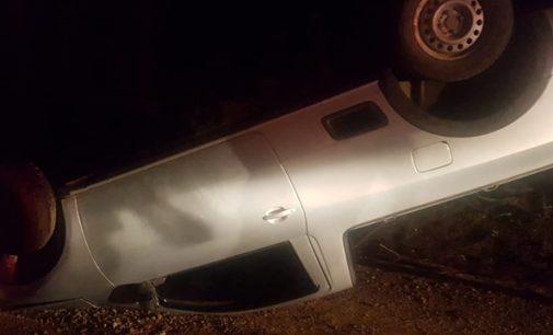 Acidente no interior de Matos Costa deixa dois feridos